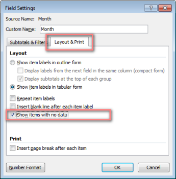 Field Settings_Show items with no data